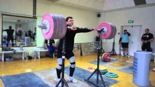 Клоков Дмитрий  - 235 кг