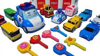웃어요 폴리 로보카폴리 또봇 미니특공대 슈팅카 파워레인저 트레인포스 타요 장난감 робокар поли robocar poli car toys