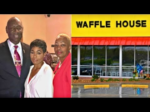 Black Woman Police attacked at Waffle House speaks out with - Michael Imhotep 4-26-18
