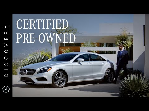 The 2017 CLS: Video Brochure | Mercedes-Benz Canada