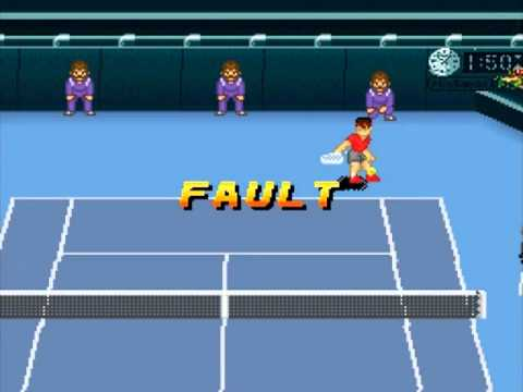 SNESOT Super Tennis WTFL WC A Semis - Archmedy (BRA) vs HBK (CHL)