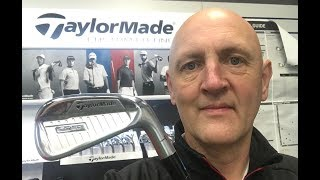 I invented the TaylorMade P760 irons/Review
