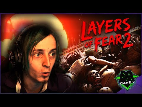 THE MOST TWISTED BOAT I'VE TRAVELED ON! | LAYERS OF FEAR 2 #1 | DAGames