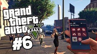 Прохождение GTA V #6 - Реальная жизнь от первого лица (PC)