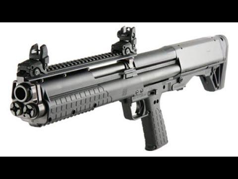 Дробовик Kel-Tek KSG США ( Необычное оружие )из YouTube · С высокой четкостью · Длительность: 7 мин31 с  · Просмотры: более 78.000 · отправлено: 23.07.2017 · кем отправлено: Shaitan TV