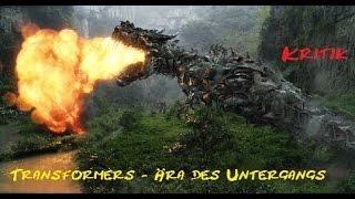 Transformers  Ära des Untergangs  Kritik