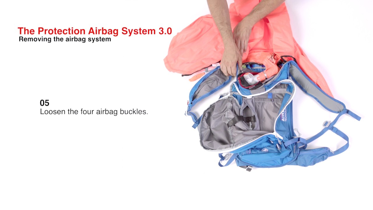 best sneakers outlet store sale reasonable price Protection Airbag System 3.0 - Removing the Airbag System (EN)