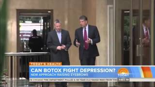 NBC Today Show features Dr  Eric Finzi Can Botox Fight Depression 07 11 14 Thumbnail