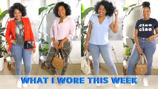 Dressy Casual Outfit Ideas | What I Wore This Week #15