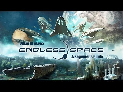 Endless Space: Disharmony - A Beginner's Guide / Basic Early-game Strategy - How to not suck