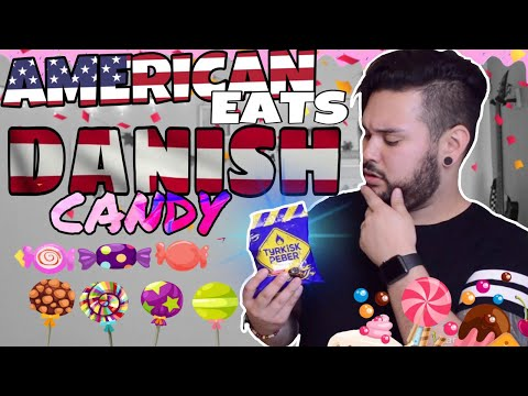 American EATS  Danish Candy