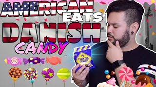 American EATS // Danish Candy