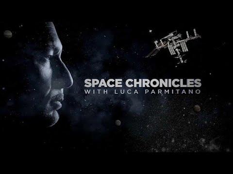 مراسل يورونيوز الإيطالي لوكا بارميتانو وحلقة جديدة قريبا -من الفضاء-…  - 00:54-2019 / 7 / 19
