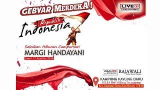 GEBYAR MERDEKA REPUBLIK INDONESIA KE -73 // BERSAMA CAMPURSARI MARGI HANDAYANI // LIVE CIKARANG