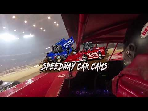 #4 Kameron Busby - HotShots - 4-27-19 Talladega Short Track - In Car Camera