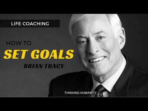 LIFE COACHING | ACTION PLANNING – GOAL SETTING | BRIAN TRACY