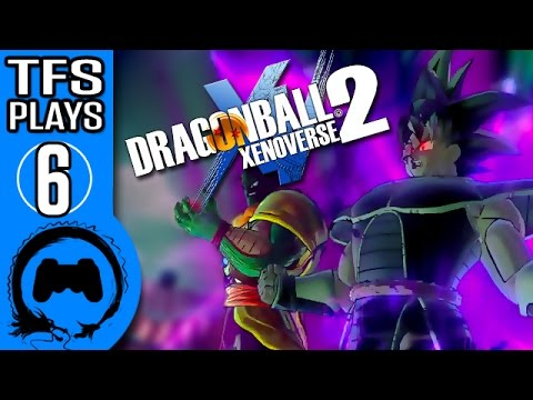 DRAGON BALL XENOVERSE 2 Part 6 - TFS Plays - TFS Gaming