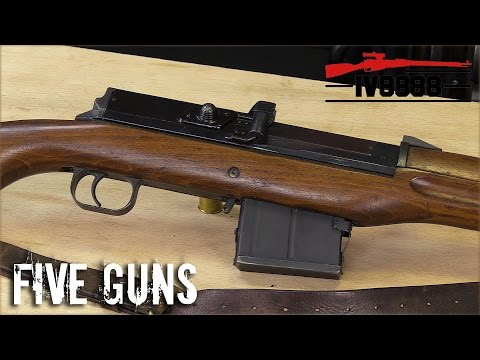 Top 5 Most Accurate Military Surplus Rifles