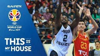 Jordan v China - Highlights - FIBA Basketball World Cup 2019 - Asian Qualifiers