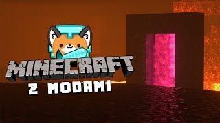 ???? Czy przetrwam w NETHERZE? | Minecraft z Modami LIVE - Na żywo