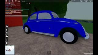 Roblox Ultimate Driving West 63 Beetle atualização EP #4