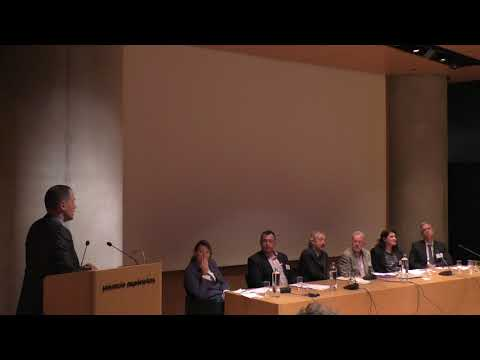 Panel Discussion, Approaching Emotions Conference