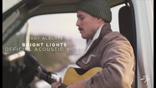 Ziggy Alberts performs an acoustic version of his track 'Bright Lig...