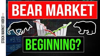 ❌ Is This The Beginning Of The Bear Market? ❌