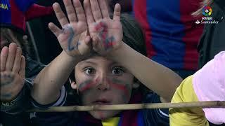 Resumen de FC Barcelona vs Getafe CF (2-1) 2010/2011