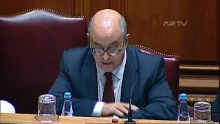 Audição do Ministro da Defesa Nacional (apreciação, na especialidade do OE 2018)