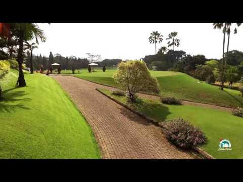 Klub Golf Bogor Raya 2017 - Drone flyover