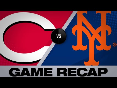 Syndergaard Homers, Tosses Shutout In 1-0 Win - 5/2/19