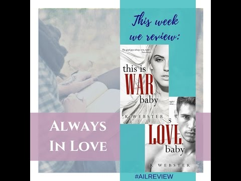 Review of K. Webster's War and Peace Series with special guest