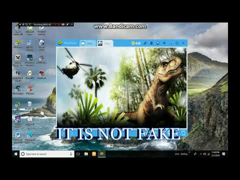 HOW TO CHEAT JURASSIC WORLD THE GAME WITH CHEAT ENGINE