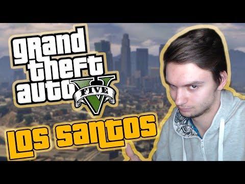 GTA V - Mythen & Legenden | Die fünf Segmente! | Segment 3: Los Santos! [DE]