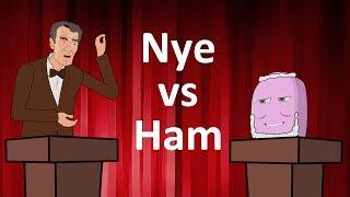 Repeat youtube video Nye vs Ham