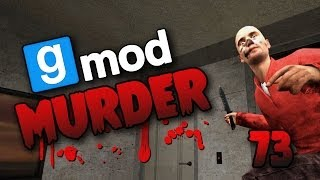 The Murderer Is Stuck Eh?! (Gmod Murder #74)