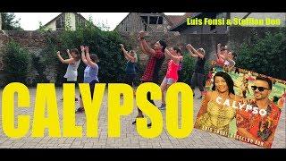 Hakim - ♬♪ Calypso - Luis Fonsi & Stefflon Don
