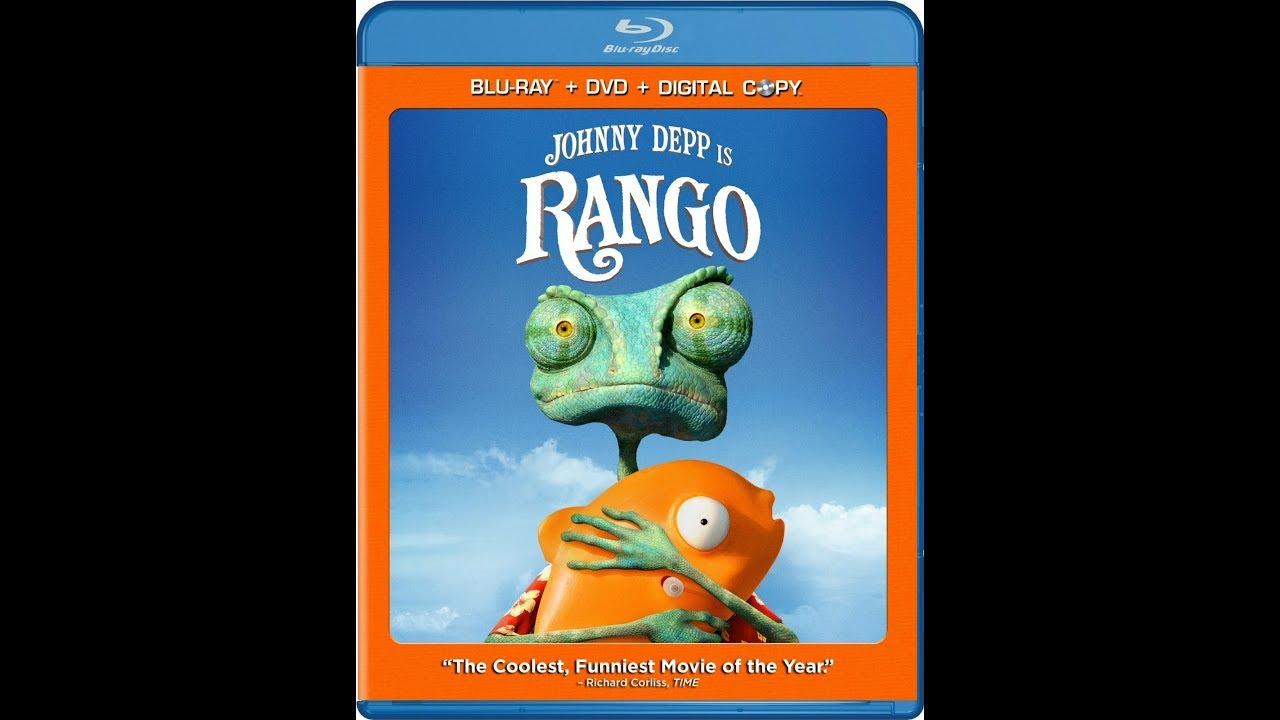 Opening To Rango 2011 Blu Ray Youtube