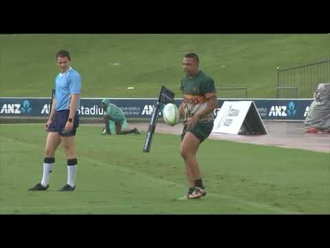 Cook Islands 7's v Tonga 7's 2017 - Oceania Qualifiers