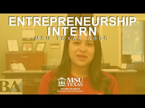 Dillard College of Business Administration - Intern '17   Entrepreneurship Minor