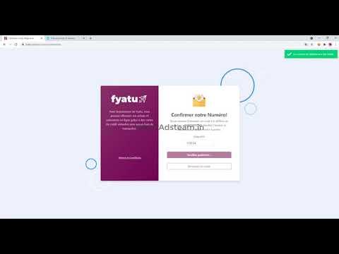 Hướng dẫn tạo thẻ ảo visa chơi TUT 25$ By Adsteam.in