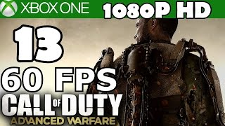 Call of Duty Advanced Warfare Walkthrough Part 13 Gameplay 60 FPS Let