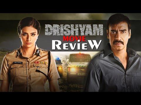 Drishyam - Full Movie Review In Hindi   Ajay Devgan, Tabu, Shriya Saran   Bollywood News 2015