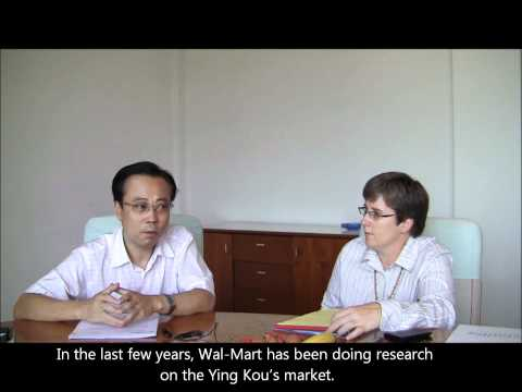 interview with government officer in Yingkou(part 1