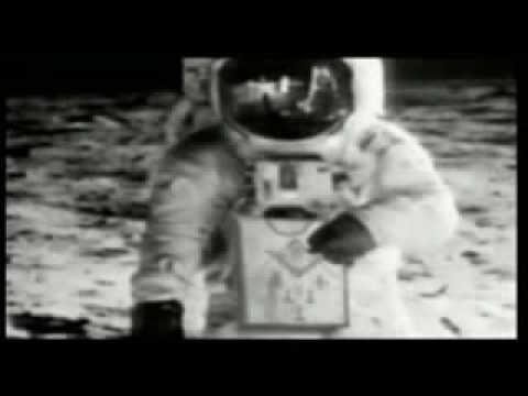 ILLUMINATI NASA CONNECTION p 5 masonic moon - YouTube