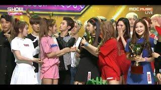 "Video [Engsub]  150916  Red Velvet ""Dumb Dumb"" 2nd Win @ Show! Champion download MP3, 3GP, MP4, WEBM, AVI, FLV Juli 2018"