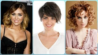 💫 Top 20 modne fryzury ombre krótkie włosy 💫