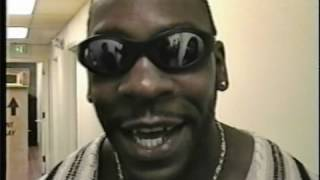 Harlem Heat(Booker T/Stevie Ray) interview 1996