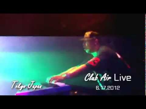 Soul Saver Live Club Air Tokyo Japan 3.172013